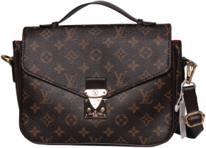 Клатч LOUIS VUITTON 58037 корич 6276-55
